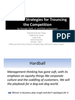 Five Killer Strategies for Trouncing the Competition