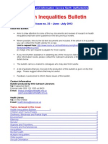 Health Inequalities Bulletin 33_Jun-Jul12