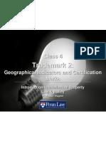 Trademark 2 Geographic