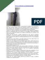 NORMAS PARA INSTALACIÓN DE GAS DOMICILIARIO