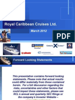 Rcl Investor Relations Presentation March 2012