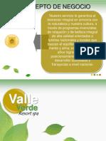 Ejemplo de Concepto de Negocio 2012