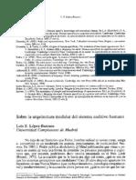 Bascuas_arquitectura Modular Sistema Auditivo