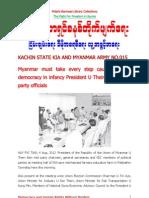 Kachin State KIA and Myanmar Army 2012 No.015