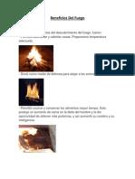 Beneficios Del Fuego