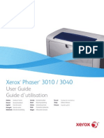 Manual Usuario Xerox Phaser 3010 - 3040