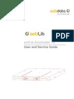 Hb ActiLib Autoloader 1u User and Service Guide
