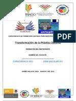 FORMATO PRODUCTOS DOCENTE CURSO BÁSICO 2012 unitep053 ATP FJIR LXB