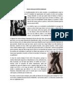 Roles Sexuales Entre lesbianas