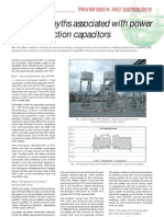 Dispelling Myths Associated With Power Factor Correction Capacitors