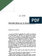 Esprit 3 - 193212 - Ulmann, André - Nouvelles notes sur le commandement