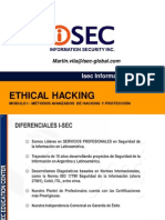 Ethical Hacking