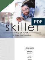The Skillet Cookbook Recipe Sampler