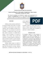 PAYPERS Modelo Estatico Estable de Schilthuis- Grupo 5