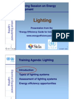 UNEP, Lighting 2006