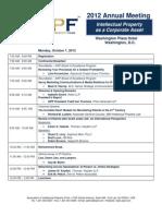 Annual Meeting 2012 Program (V2)072012ems