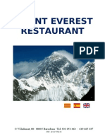 Menu Restaurant Everest (1)