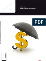 HB 141-2011 Risk Financing Guidelines