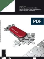 HB 158-2010 Delivering Assurance Based on ISO 31000-2009 - Risk Management - Principles and Guidelines
