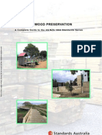 HB 164-2002 Wood and Wood Preservation - A Complete Guide to the as NZS 1604 Standards Series