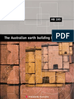HB 195-2002 the Australian Earth Building Handbook