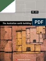 HB 195-2002 the Australian Earth Building Handbook