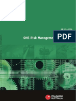 HB 205-2004 OHS Risk Management Handbook