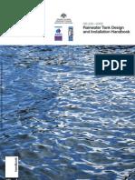 HB 230-2008 Rainwater Tank Design and Installation Handbook