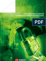 HB 231-2004 Information Security Risk Management Guidelines