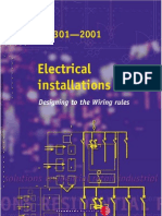 HB 301-2001 Electrical Installations - Designing to the Wiring Rules