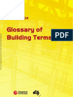 HB 50-2004 Glossary of Building Terms
