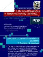 Use of Building Regulation in Designing Building