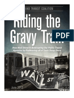 Riding the Gravy Train - Jun 2012