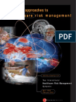 MP 91-2000 Dynamic Approaches to Healthcare Risk Management