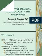 Medtech History