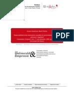 Responsabilidad Social Empresarial e Igualdad