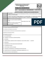 Plan y Programa de Evaluacion HIST UNIVERAL