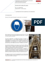 2011 Rapport Techni Securite Sur Chantier