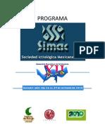 Resumenes congreso nacional de ictiología 2010