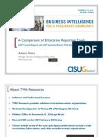 Crystal Reports vs WebI 2011-10-10