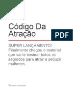 Código Da Atração (Eduardo Santorini)