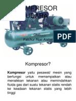 Kompresor Udara
