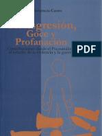 Castro, María Clemencia-Transgresión goce y profanacion