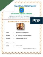 Informe de Cacao Pompa