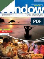 Shop Window on Lifestyle Phuket August 2012
