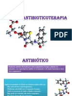 Antibioticoterapia Lista