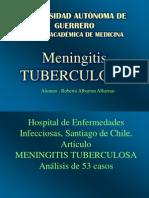 Meningitis Tuberculosa