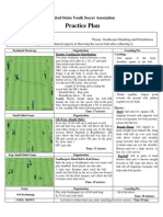 U10 - Goalkeeper - Handling & Distribution