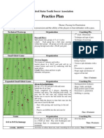 U12 - Passing - For Penetration