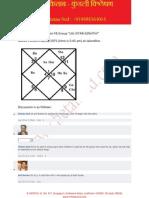 Live Horoscope Discussion- Anil Verma